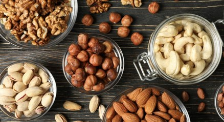 4 Easy Ways to Make Nuts the Star of Your Dinner