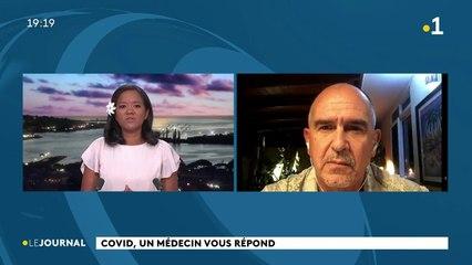FR : Coronavirus : les docteurs Tetaria et Bondoux répondent aux internautes