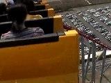 STEEL DRAGON 2000 montagne russe looping  roller coaster