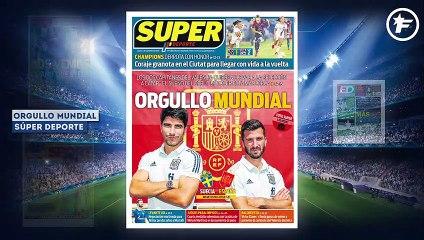 Revista de prensa 02-09-2021