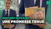 Emmanuel Macron a attendu la rentrée pour tenir sa promesse faite à McFly et Carlito