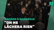 À Marseille, Macron promet des renforts humains et matériels pour la police