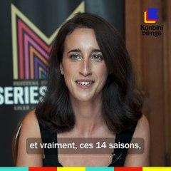 """""""Sous le soleil"""" pitché par Agnès Hurstel"""
