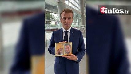 """Le message de Emmanuel Macron: """"Bonne rentrée"""""""