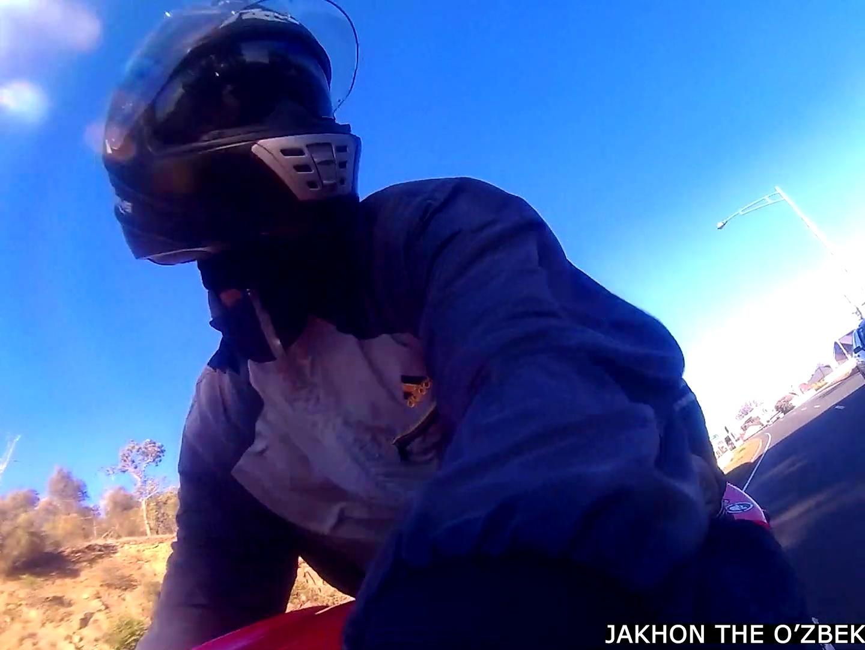 Motorcycling Adventures in Hobart-Tasmania back in 2015