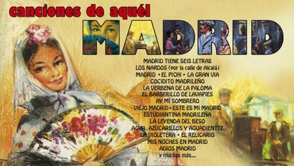 Varios - Canciones de aquel Madrid