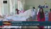 Afghanistan: Amid pressures, women return to work