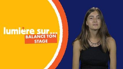 Avec Balance Ton Stage, la rentrée se fait sans sexisme