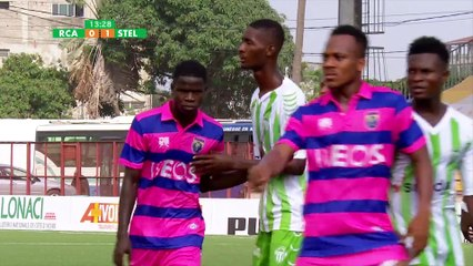 Une journée avec le footballeur Davilla Djê du Stella Club d'Adjamé