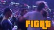 ''KO!' - Fan Gets ROCKED with a HUGE RIGHT at the Jake Paul vs. Tyron Woodley Event'