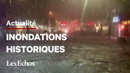 Inondations record à New York après le passage d'Ida, au moins 44 morts