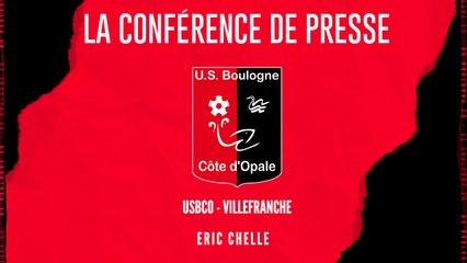 [NATIONAL] J5 Conférence de presse avant match USBCO - Villefranche