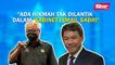 Ada hikmah tak dilantik dalam 'Kabinet Ismail Sabri'