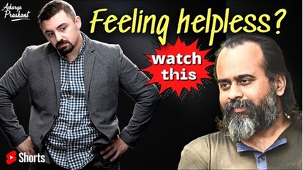 Feeling helpless? Watch this #shorts