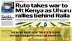 The News Brief: How the state plans to puncture Ruto's hustler narrative