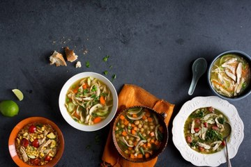 How to Make the Best Chicken Soup, According to Our Test Kitchen