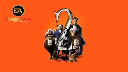 La familia Addams 2: La gran escapada - Tráiler español (HD)