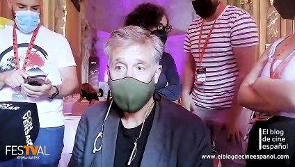 Entrevista a Emilio Aragón en el Festival de Televisión de Vitoria-Gasteiz (FesTVal).