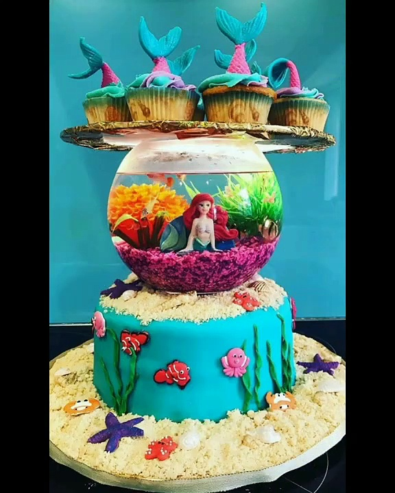 Top Latest Princess Cakes for girls Birthday _ Functions cakes ideas