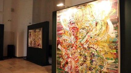 """Leon Löwentraut - Ausstellung """"Leonismo"""" im Bayerischen Nationalmuseum bis 26.09.2021"""