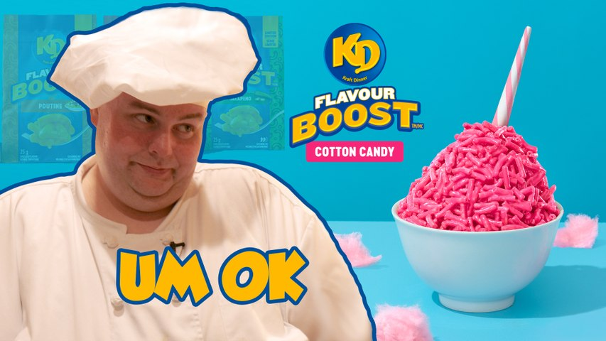 BoxMac 164: KD Flavour Boosts - Cotton Candy, Ghost Pepper, and Poutine