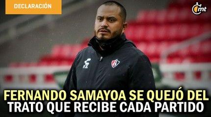 DT del Atlas acusa de prepotentes a árbitros de la Liga MX femenil