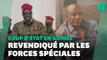En Guinée, les putschistes disent avoir capturé le président Condé