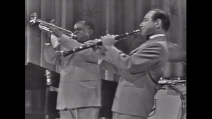 Louis Armstrong - When It's Sleepy Time  Down South/Indiana