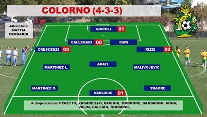Coppa Italia: Colorno - Bibbiano San Polo 3-0, highlights e interviste