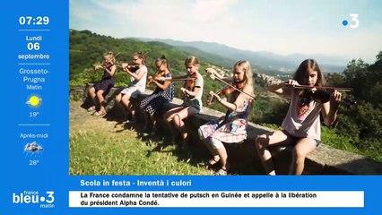 06/09/2021 - La matinale de France Bleu RCFM