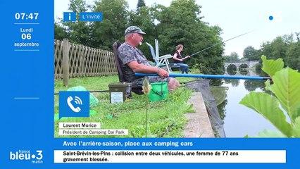 06/09/2021 - La matinale de France Bleu Loire Océan