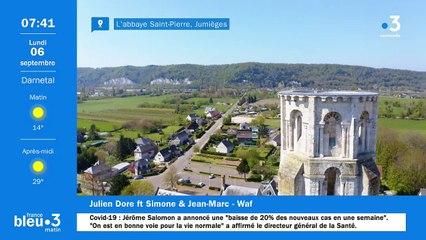 06/09/2021 - La matinale de France Bleu Normandie