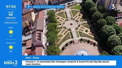 06/09/2021 - La matinale de France Bleu Belfort Montbéliard