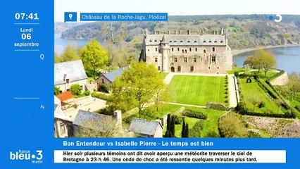 06/09/2021 - La matinale de France Bleu Breizh Izel