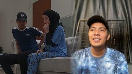 Belum rezeki anak, Alieff Irfan kesal netizen tanya soalan tentang cahaya mata sampai hati isteri terluka