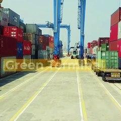 Lancement de Green Terminal par Bolloré Ports