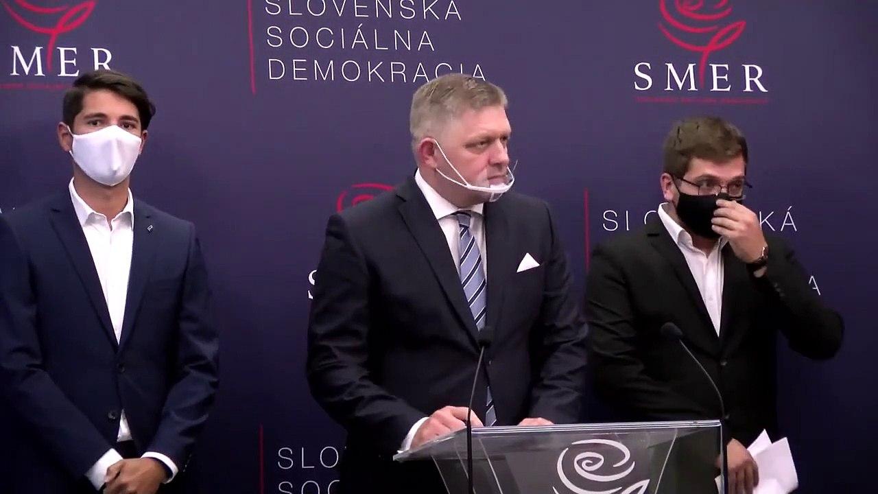 ZÁZNAM: TK SMER-SD - O špeciálnom prokurátorovi D. Lipšicovi