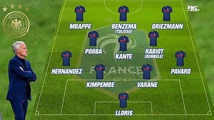 Équipe de France : Deschamps peine à trouver son onze depuis l'Euro...