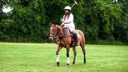 The Black Equestrian Teaser