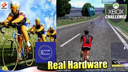 Tour de France — Xbox OG Gameplay HD — Real Hardware {Component}