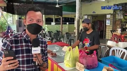 Travel Maya Sinarplus : Kuih Keria Antarabangsa @ Pantai Klebang, Melaka