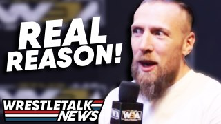 Why Bryan Danielson LEFT WWE For AEW! WWE Star 'JEALOUS' Of All Out 2021! | Wrestling News