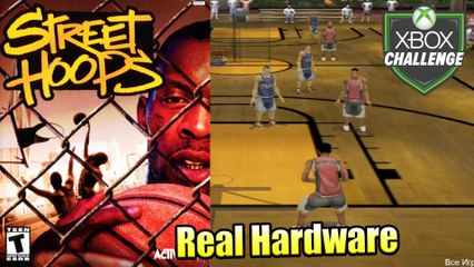 Street Hoops — Xbox OG Gameplay HD — Real Hardware {Component}