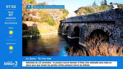 07/09/2021 - Le 6/9 de France Bleu Maine en vidéo