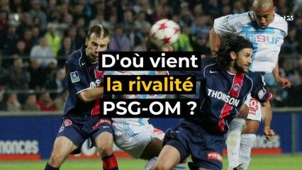 D'où vient la rivalité PSG-OM ?