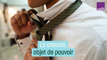 La cravate : objet du pouvoir