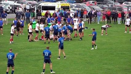 PwC Interprovincial Highlights: Ulster U18 Clubs  v Leinster U18 Clubs
