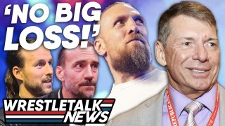 WWE On Daniel Bryan AEW Debut! SHOCKING WWE Plans For Adam Cole! WWE Raw   WrestleTalk