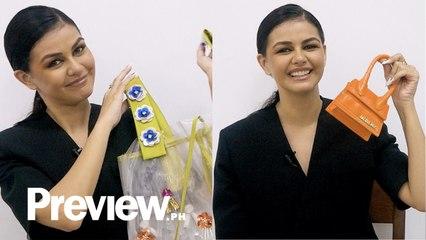 Janine Gutierrez Shares Her Top 5 Designer Items   Designer Favorites   PREVIEW