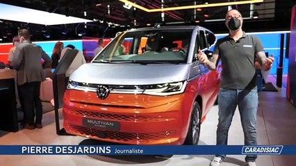 Volkswagen Multivan : de hippie à yuppie - En direct du Salon de Munich 2021